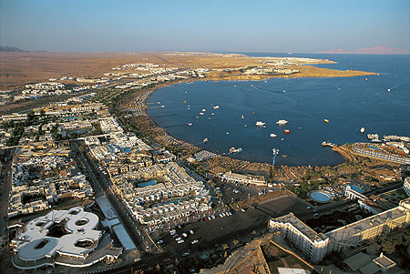 Na'ama Bay - Sharm el Sheikh,